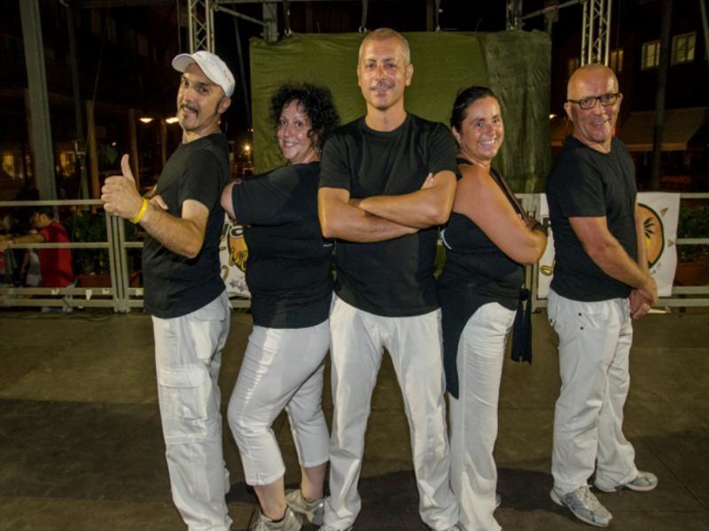Foto dei Maestri di Ballo della scuola Salsa Caribe Dance.
